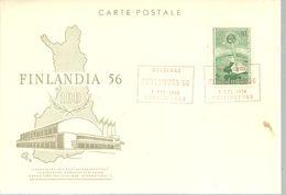FDC 1956 - Finlandia