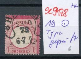 D.-Reich  Type Geprüft...  (se9178  ) Siehe Bild - Germany