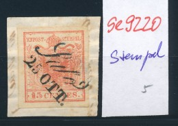 Österreich Levante -Klassig Netter Stempel   (se9220  ) Siehe Bild - Levant Autrichien