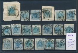 Österreich-Lot Stempel Und Typen ?-unterschiedlich....  (oo544 ) Siehe Bild - 1850-1918 Imperium