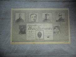 Origineel Knipsel ( 1172 ) Uit Tijdschrift : Gesneuvelden Van Halle - Boyenhoven  - Soldaten Soldaat Oorlog 1914 -'18 - Vieux Papiers