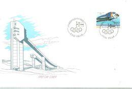 FDC 1988 - Finlandia