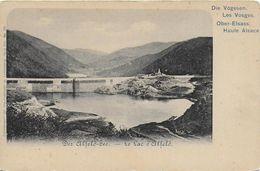88)  DIE Vogesen - Les Vosges - Ober Elsass Haute Alsace - Der Alfelo Sec - Le Lac D' Alfelo - France