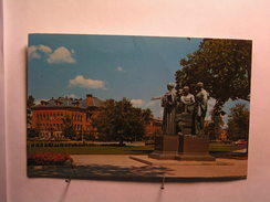 Champaing Urbana - University - Alma Master Statue - Etats-Unis