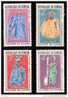 Senegal 0266/69** - Poupee De Goree  MNH - Sénégal (1960-...)