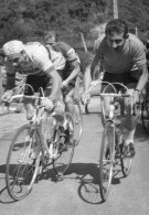 6382  Photo  Cyclisme  Salmon Et Matignon - Radsport