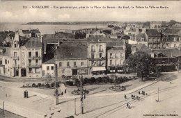 B44182 St Nazaire, Vue Panoramique - Francia