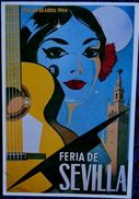 Féria De SEVILLA - 19 Au 24 Avril 1966 - Sevilla
