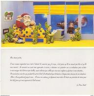 Carte Du Père Noel La Poste 1998 - Xmas