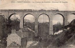 B44594 Saint Brieuc, Le Viaduc DeGouedic - France