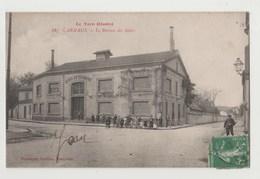 CPA 81 CARMAUX Le Bureau Des Mines - Carmaux