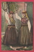 Portugal - Dança .... Do Norte De Portugal  - 1907 ( See Always Reverse ) - Portugal