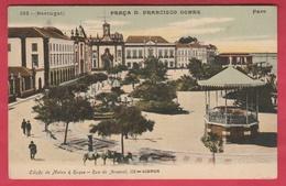Portugal - Faro - Praça D. Francisco Gomes  - 190? ( See Always Reverse ) - Faro