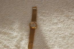 Montre Elvia Mécanique Femme Des Année 70 - Watches: Old
