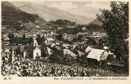 SAINT SIGISMOND ET CONFLANS - Francia