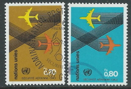 1978 NAZIONI UNITE ONU GINEVRA USATO ICAO - R12-9 - Geneva - United Nations Office