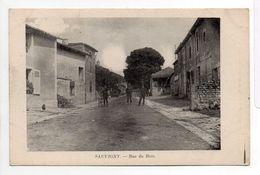 - CPA SAUVIGNY (55) - Rue Du Bois (avec Personnages) - Photo Neurdein - - Otros Municipios