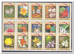Cuba 1983, Postfris MNH, Flowers, Orchids - Ongebruikt