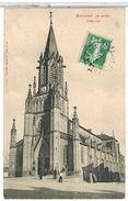 54  BACCARAT  L' Eglise     TBE 1N330 - Baccarat