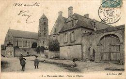 VER SUR MER PLACE DE L'EGLISE - France