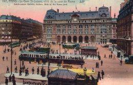 B45077  Paris,  La Gare ST Lazare - Non Classés