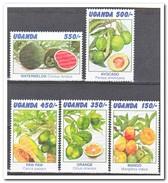 Uganda 1996, Postfris MNH, Fruit - Oeganda (1962-...)