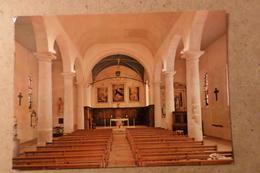 SAINT BLIN - Intérieur De L'église ( 52 Haute Marne ) - Wassy