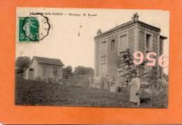 CPA * * VILLIERS-SUR-MORIN * * Montaigu - M. Crouzil - Autres Communes