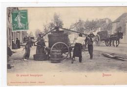 Côte-d'Or - Beaune - Un Pressoir Bourguignon - Beaune