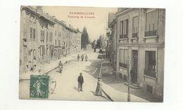 88/ CPA A - Rambervillers - Faubourg De Lunéville - Rambervillers