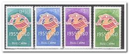 Vietnam 1960, Postfris MNH, 5 Years Republic - Vietnam