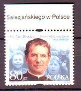 Poland - 2000, Salesians Order 1v  - Mnh DON BOSCO - Unused Stamps