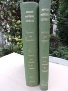 ROMAN IMPERIAL COINAGE. Vol 1 & Vol 2. 1968. - Books & Software
