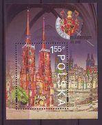 Poland - 2000, Breslau Millennium S/s - Mnh - Unused Stamps