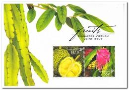 Singapore 2008, Postfris MNH, Fruit - Singapore (1959-...)