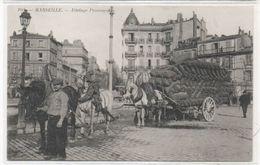 MARSEILLE - Attelage Provençal  -  (101243) - Marseilles