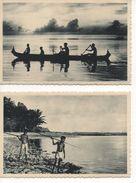 CAROLINES  ( Iles )  -  LOT De 2 Cartes Postales  VOIR SCANS - Micronésie