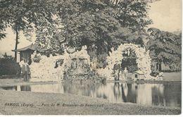 RAMIOUL (ENGIS) : Parc De M. Braconier De Hemricourt - RARE CPA - Cachet De La Poste 1932 - Engis