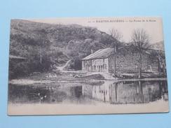 Hautes-Rivières - La Ferme De La Rowa ( Lefevre ) Anno 19?? ( Zie Foto Details ) !! - Charleville