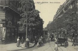 657- PARIS - Rue D'Alésia - Ed. C.M.  Très Animée - District 14