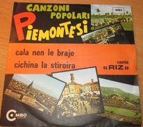 "Riz – Cala Nen Le Braje / Cichina La Stiroira 7"" - Country & Folk"