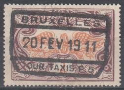 D7133 - Belgium Railway Mi.Nr. 39 O/used - 1895-1913