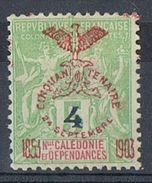 NOUVELLE-CALEDONIE N°83a NSG - Neukaledonien