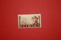 LIBIA  - ASSE  - 10 C - 1941 -  LINGUELLATO - Libyen