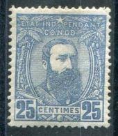 CONGO BELGE ( POSTE ) : Y&T N°  8   TIMBRE  NEUF  AVEC  TRACE  DE  CHARNIERE   , VOIR . - Congo Belge