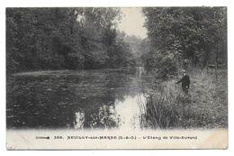 Neuilly-sur-marne - L'étang De Ville-évrard - Neuilly Sur Marne