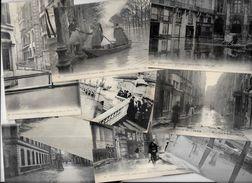 Lot 1067 De 10 CPA Catastrophe Inondations De Paris Déstockage Pour Revendeurs Ou Collectionneurs - Postkaarten