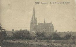 Turnhout   -   De Kerk Van Het H. Hart - Turnhout
