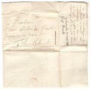 BMI(LAC) Audenarde 21/5/1777 V.Ghent (Gent-Gand) Port 1 PR5062 - 1714-1794 (Austrian Netherlands)