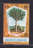 NOUVELLES-HEBRIDES N°  280 ** MNH Neuf Sans Charnière,  TB  (D3754) Industrie Du Bois - Légende Française